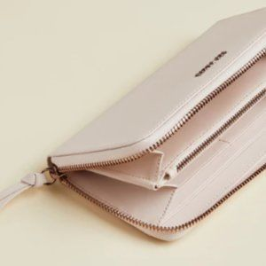 Ted Bake Fayrie Matinee Blush Pink Wallet NWT